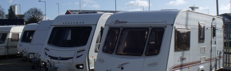 Beez Leisure large selection of used caravans